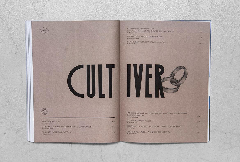 Cultiver Book